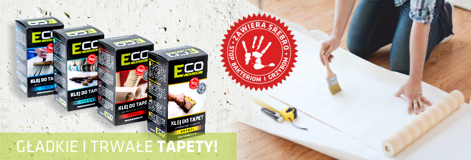 EcoGlue Tapety Normal