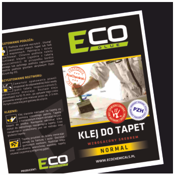 Kleje do tapet EcoGlue